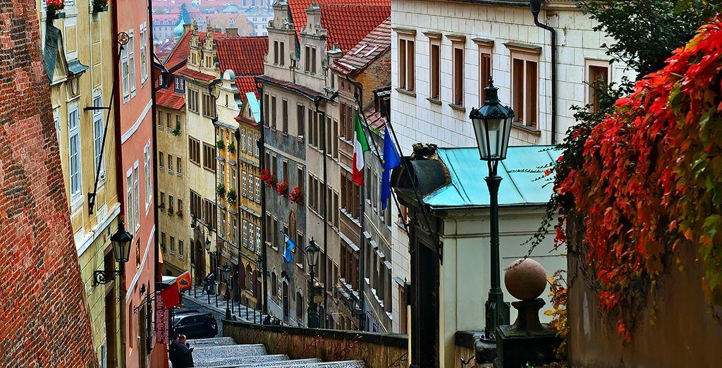 Eine Stadt mit einer langen Geschichte und viel Kultur