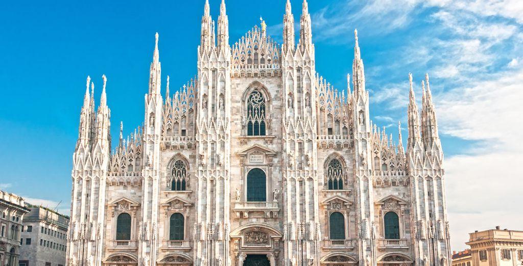 Willkommen in Mailand!