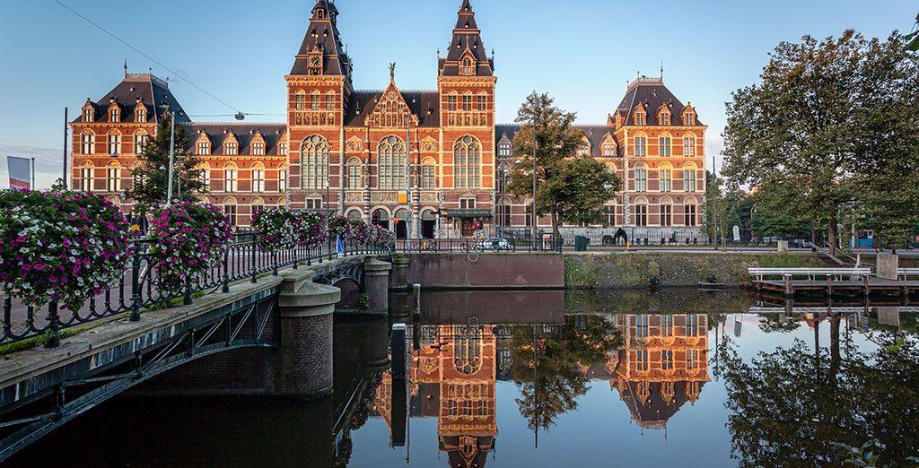 Entdecken Sie die Werke des Rijksmuseums
