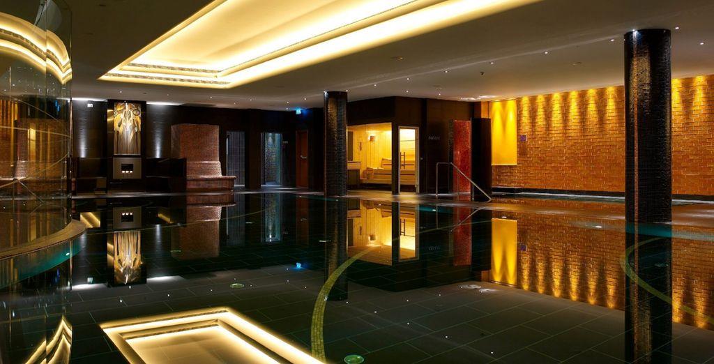 Eleganz im Hotel Radisson Blu Latvija