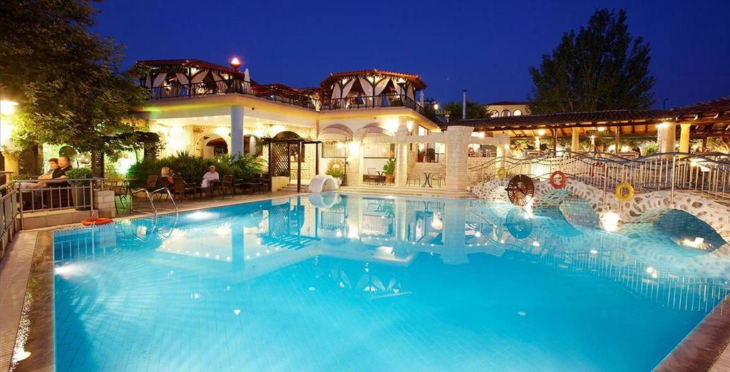Wir wünschen Ihnen einen traumhaften Aufenthalt in Griechenland!