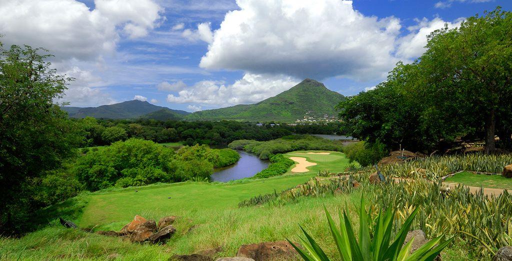 Für alle Naturliebhaber und Golfer