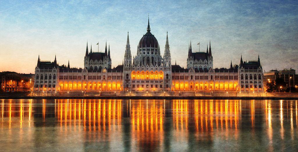 Bewundern Sie die spektakuläre Architektur