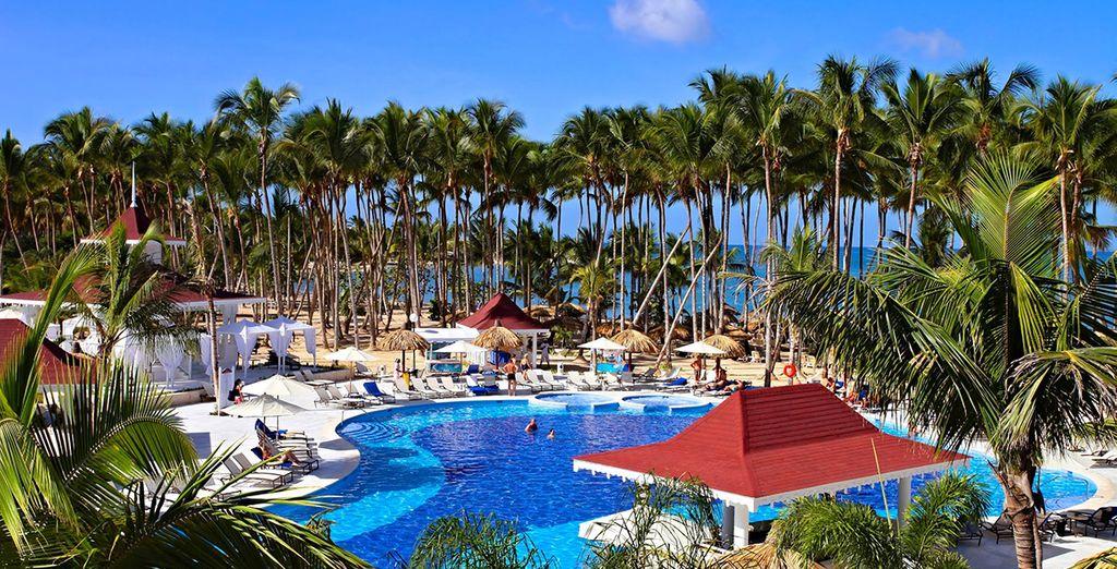 Herzlich willkommen in der Dominikanischen Republik!
