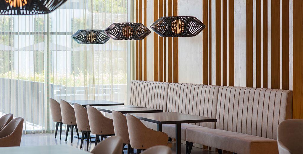Nutzen Sie die Gelegenheit um neue Aromen im Hotelrestaurant zu entdecken