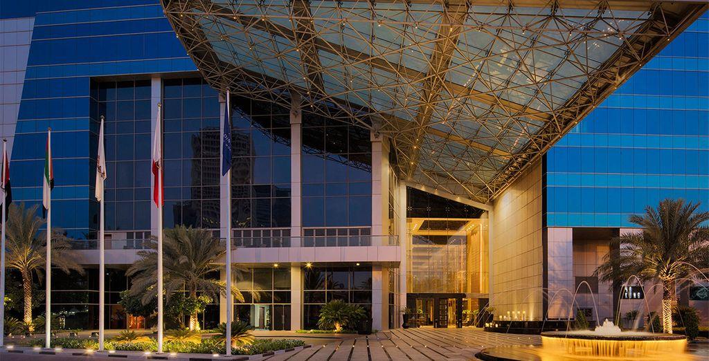 In das The H Hotel Dubai