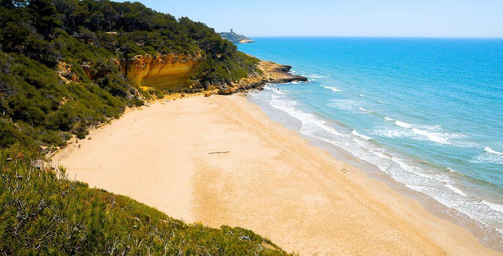 Willkommen an der Costa Dorada!