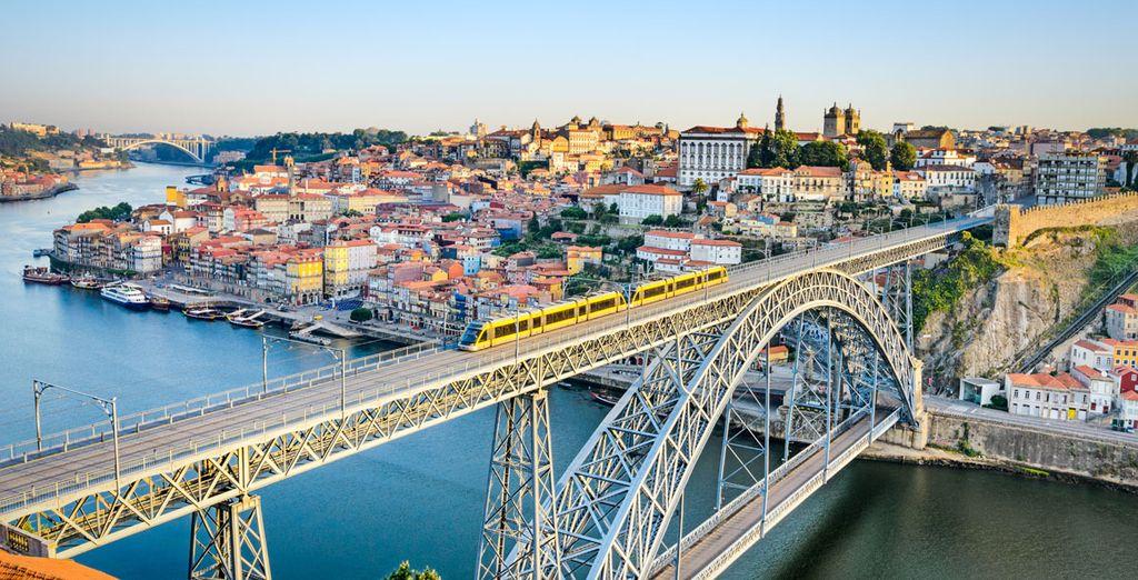 Willkommen im malerischen Porto!