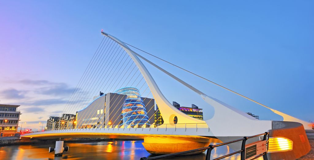 Dublin ist immer eine Reise wert