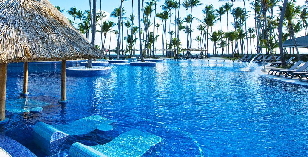Entspannung pur am Pool