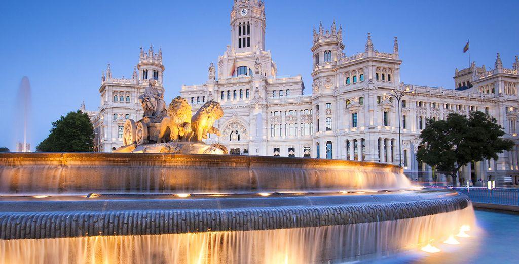 Willkommen in Madrid!