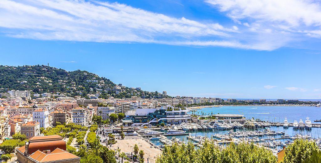 Die Französisch Riviera hat viel zu bieten