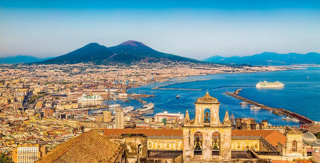 Entdecken Sie die Stadt Sorrento