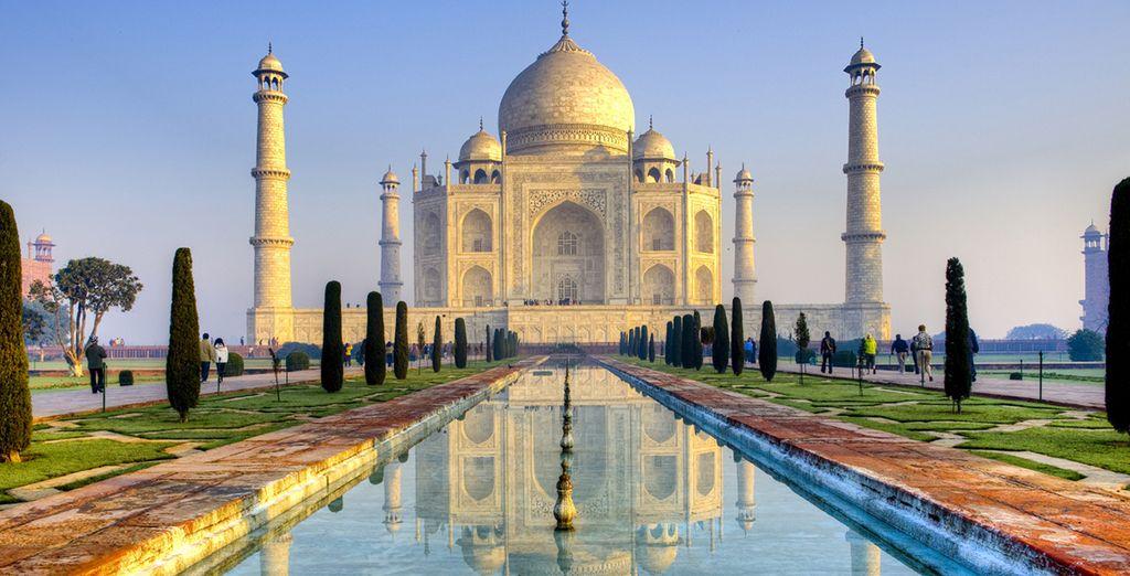 Entdecken Sie die Schätze Indiens