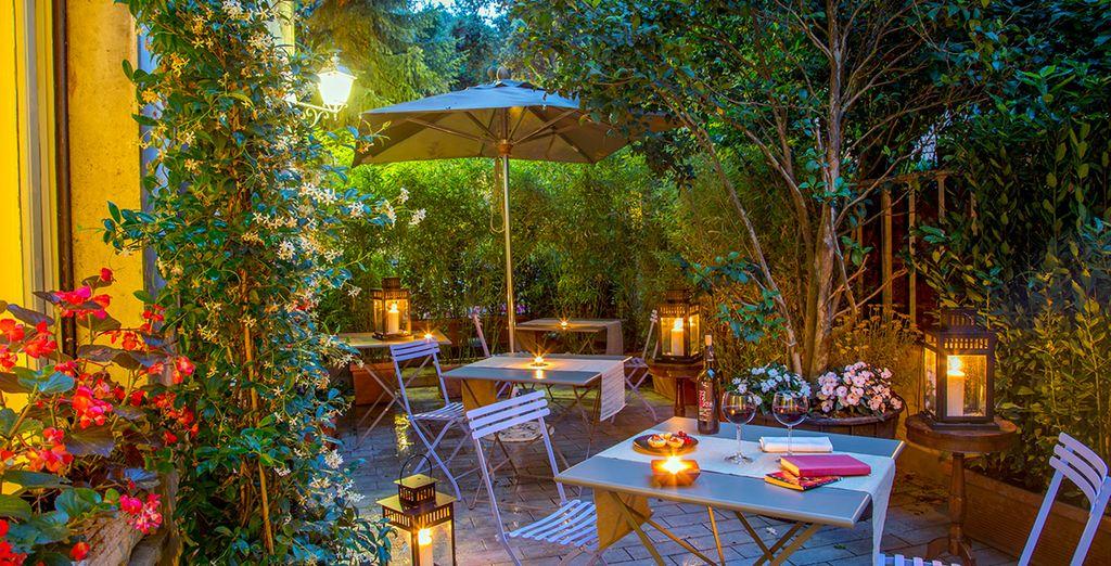 Willkommen im Boutique Hotel Panama Garden