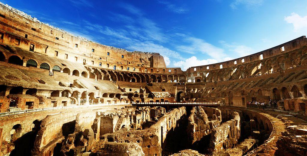 Erkunden Sie Rom
