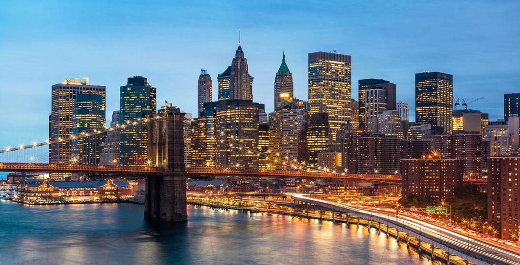 New York wartet auf Sie!