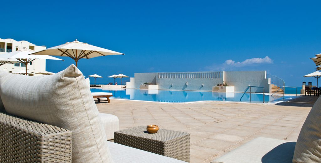 Willkommen im Radisson Blu Ulysse Resort 5*
