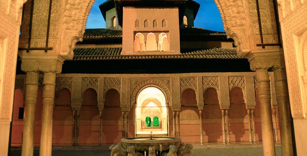 Lernen Sie jede Ecke Granadas kennen