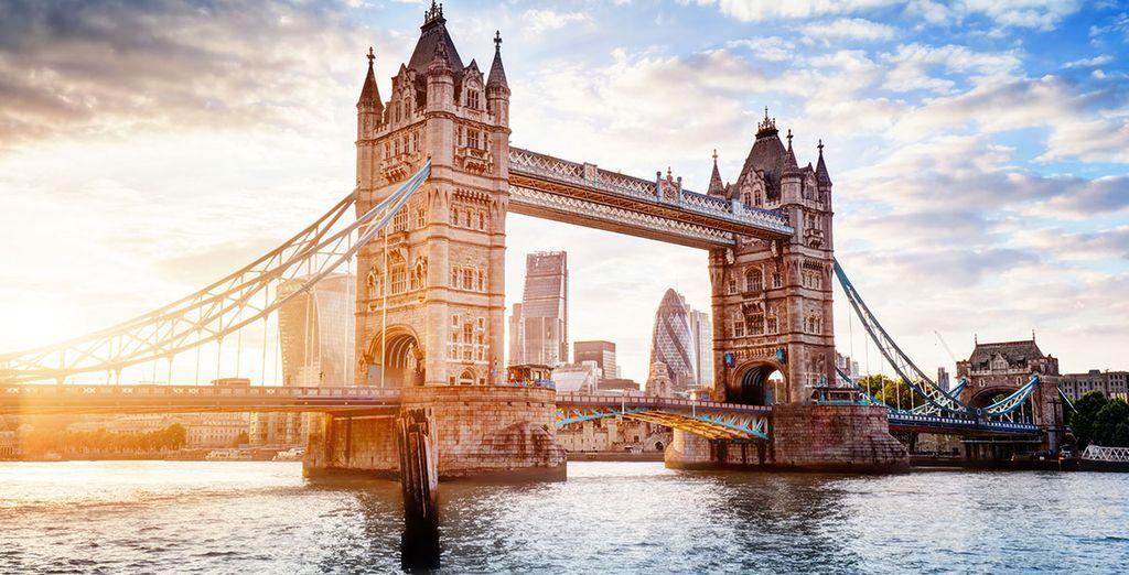 Bestaunen Sie London vom Wasser aus im Rahmen einer Bootsfahrt von Westminster zur Tower Bridge
