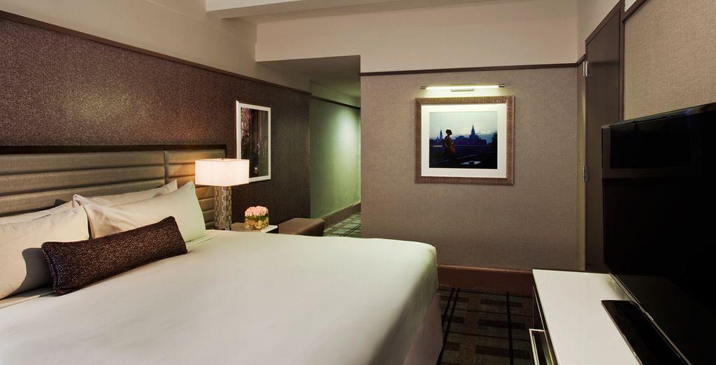 Ihr komfortables Standard Zimmer erwartet Sie!