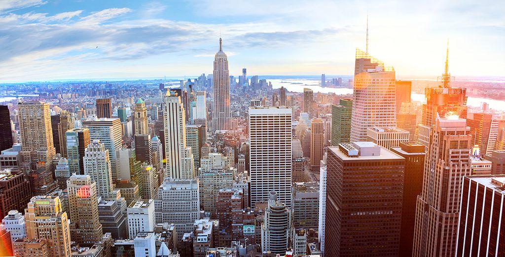 Erleben Sie einen unvergesslichen Aufenthalt in New York!