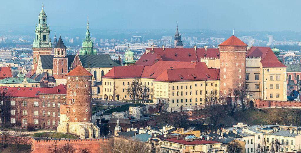 Wir wünschen Ihnen einen schönen Aufenthalt in Polen!