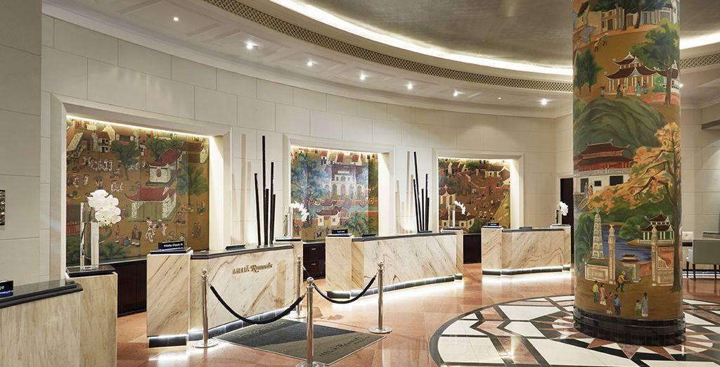 ...oder luxuriösen 5* Hotels