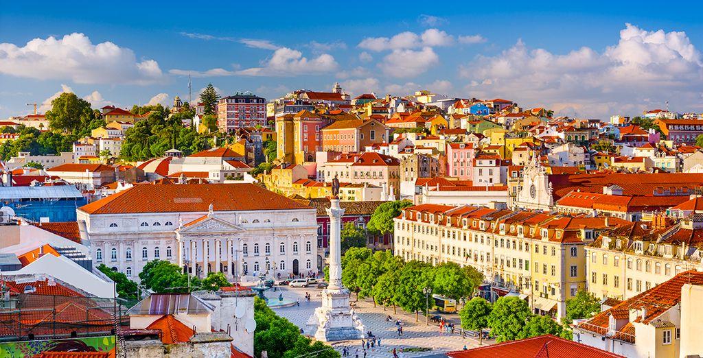 Entdecken Sie die einzigartige Geschichte dieser farbenfrohen Stadt