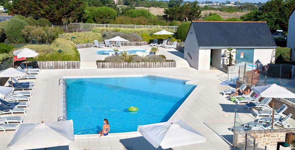 Soleil Vacances Residenz Club Les Salines