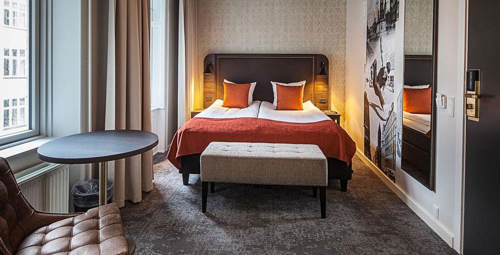 Buchen Sie das Hotel Scandic Odense mit Voyage Privé