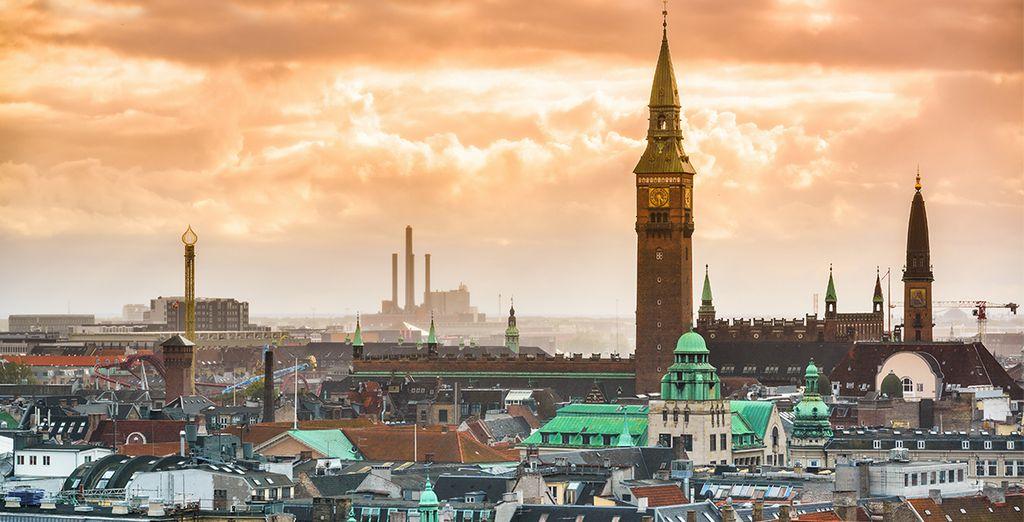 Entdecken Sie Dänemark während Ihres Urlaubs