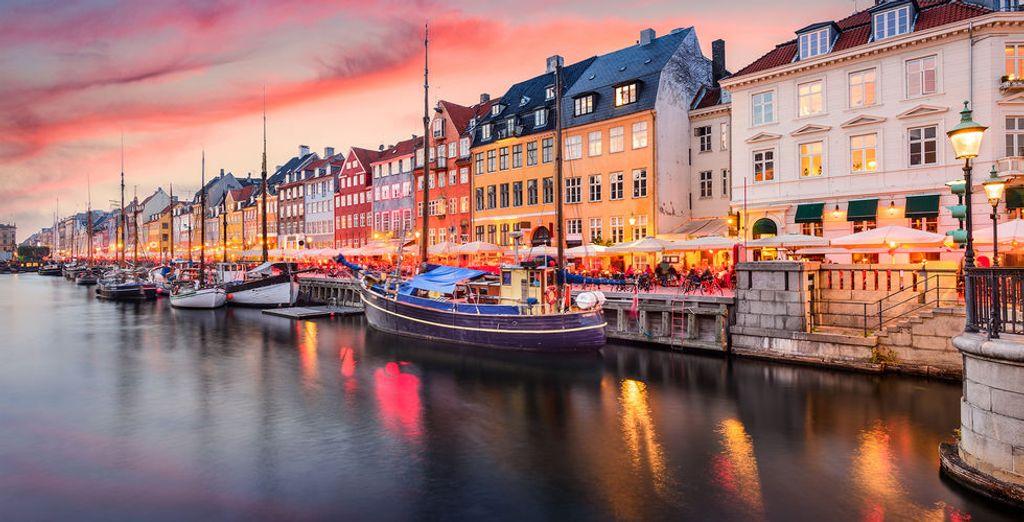 Genießen Sie die lokale dänische Küche während Ihres Urlaubs