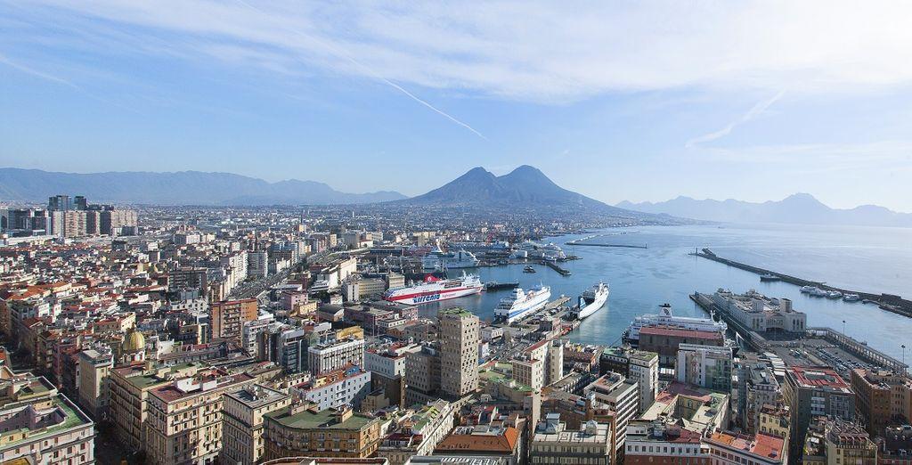 Entdecken Sie das faszinierende Neapel