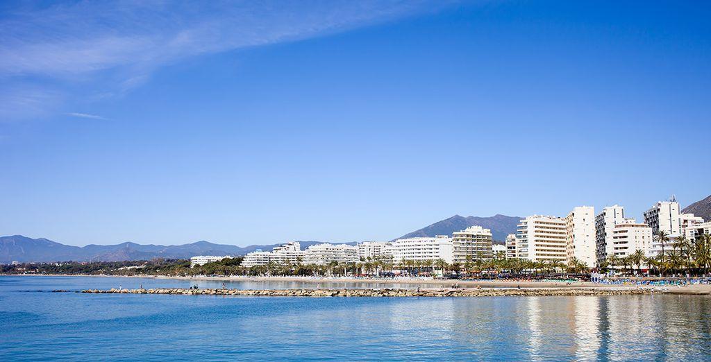 Entdecken Sie Marbella