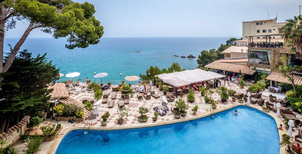 Willkommen in Ihrem 4* Hotel an der Costa Brava!