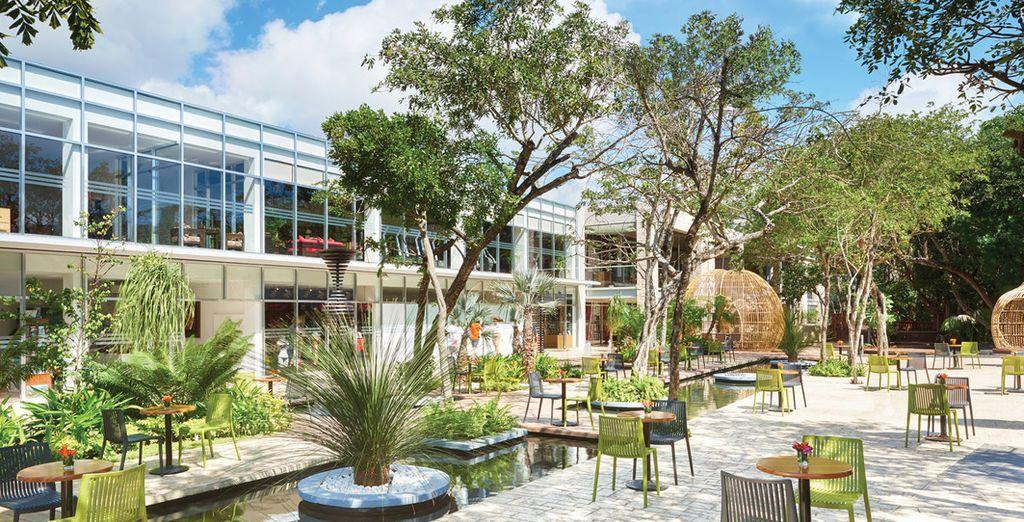 Das Azul Fives Hotel 5* by Karisma verspricht einen tollen Aufenthalt