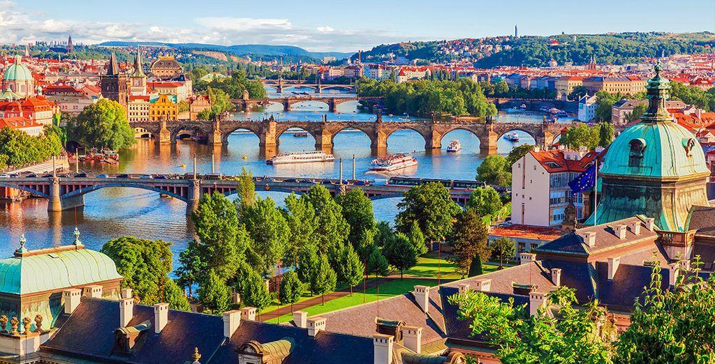 Willkommen in Prag!