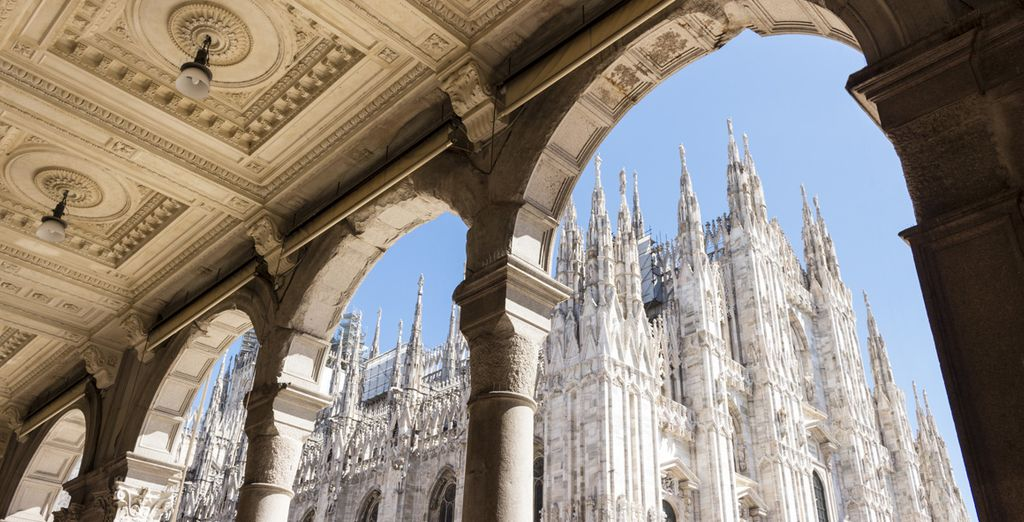 Erkunden Sie Mailand