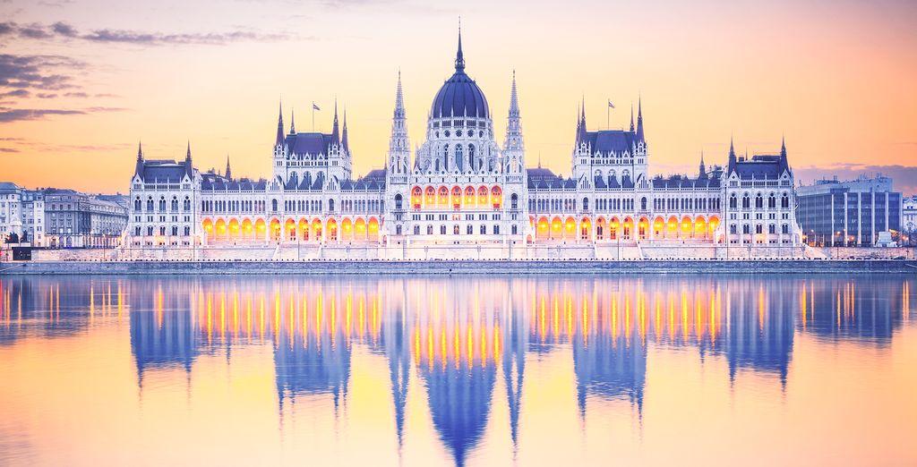 Budapest wird Sie bezaubern