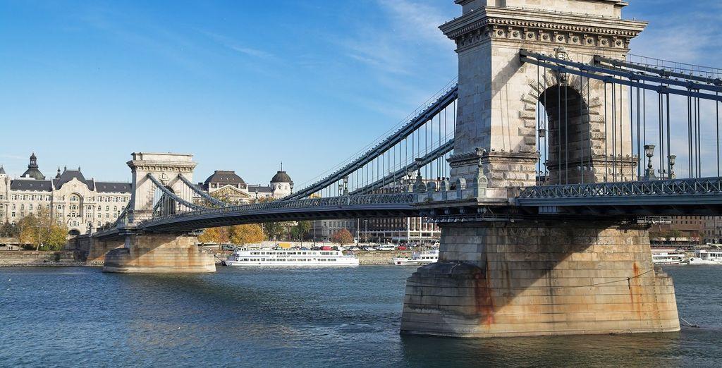 Bewundern Sie die zeitlose Pracht der ungarischen Hauptstadt.