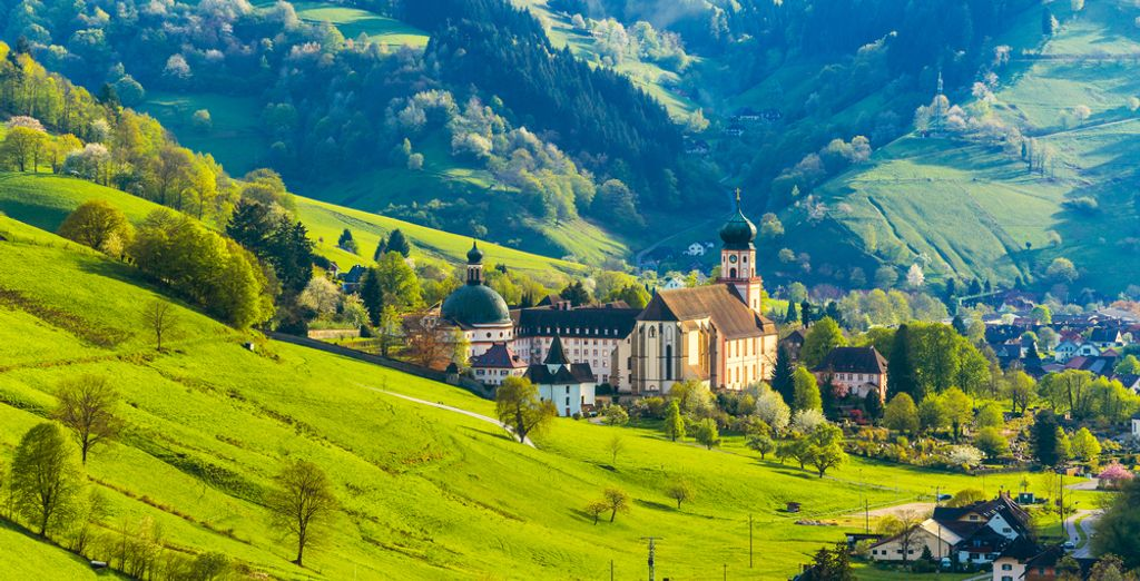 Übernachten Sie in den schönsten Hotels im Schwarzwald