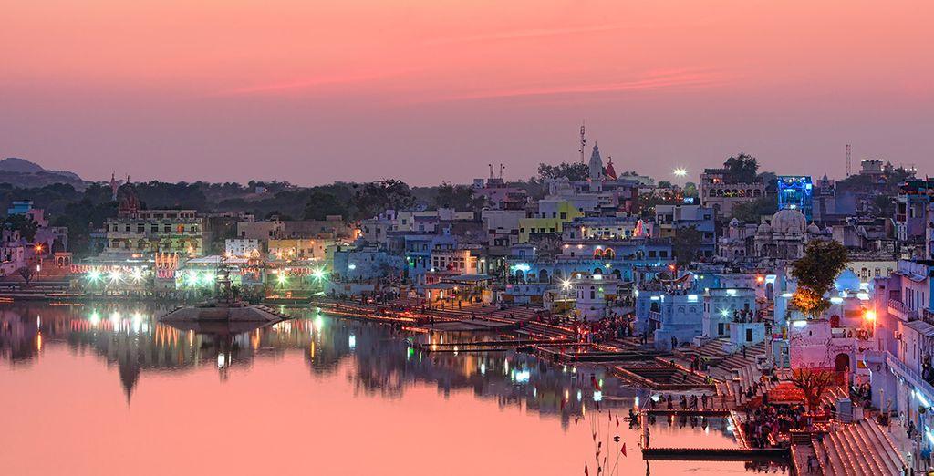 Willkommen in Indien!