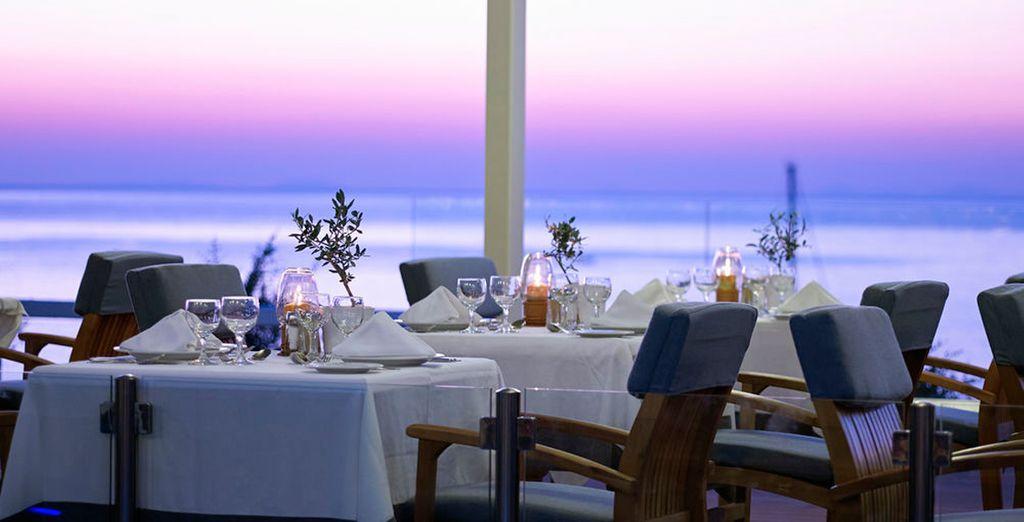 Kosten Sie die kulinarischen Spezialitäten der Insel Kreta
