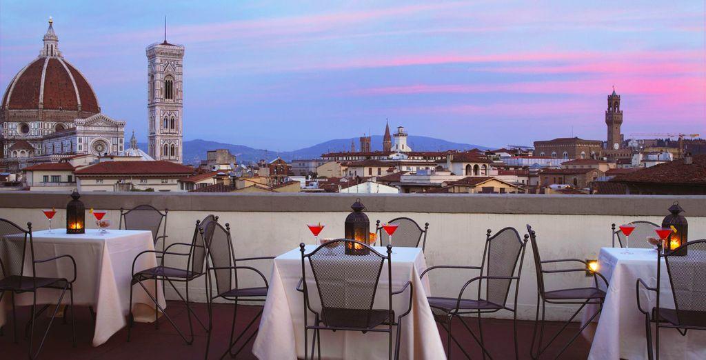 Willkommen im B4 Astoria Firenze 4*!