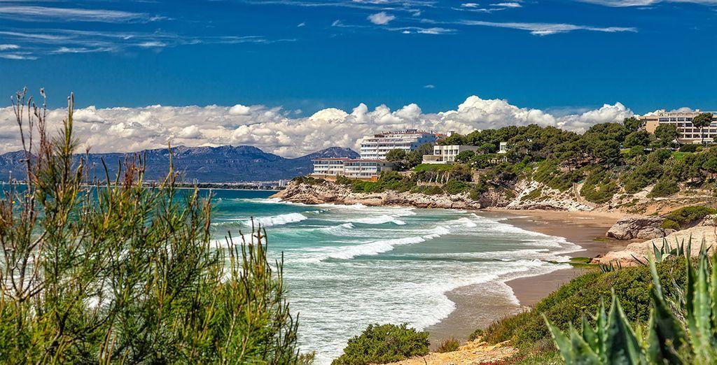 Die Costa Dorada wartet auf Sie!