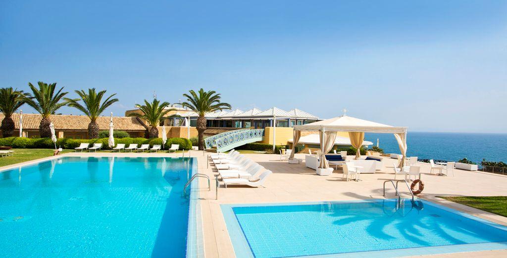 Erholen Sie sich unter der Sonne Siziliens!