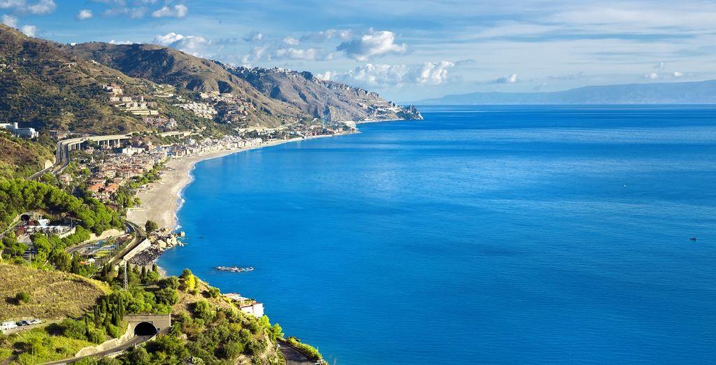 Wir wünschen Ihnen einen schönen Aufenthalt auf Sizilien!