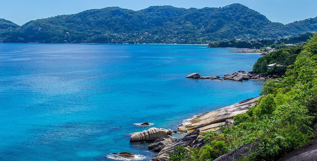 Wir wünschen Ihnen einen schönen Aufenthalt auf den Seychellen!