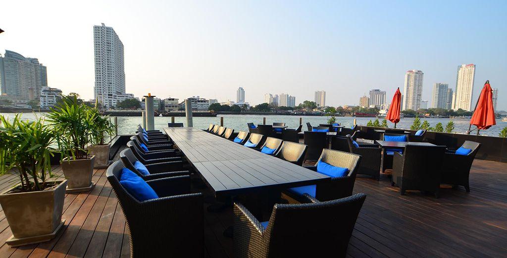 Nehmen Sie sich Zeit Bangkok zu erkunden!